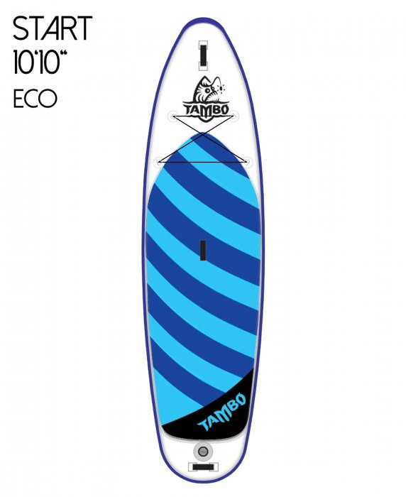 Paddleboard TAMBO START 10 ECO